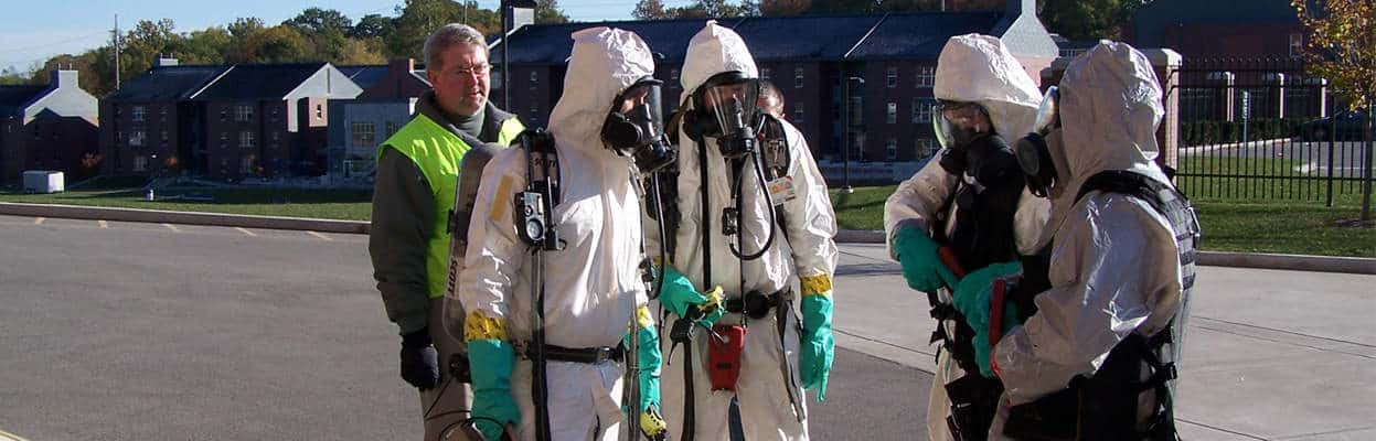 HazMat Training - Vantage Point Consulting