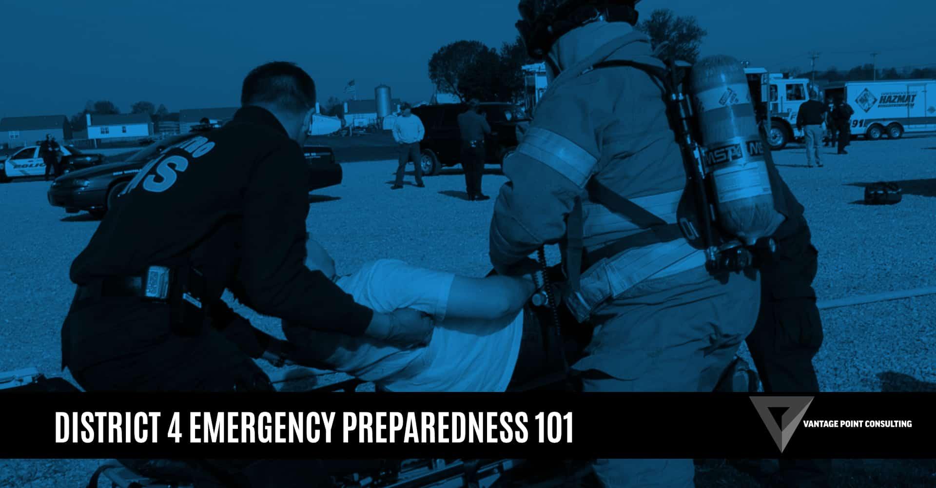 Emergency Training Drill
