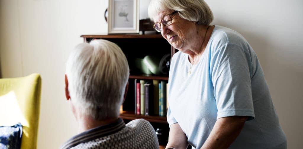 Dementia De-Escalation Techniques